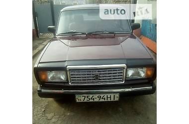 ВАЗ 2107 2003 в Доманевке