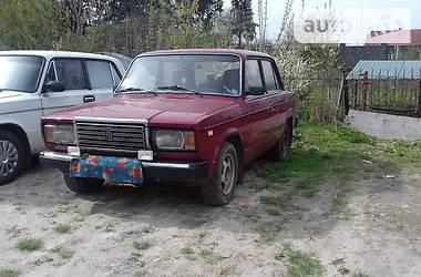 ВАЗ 2107 1992 в Луцке