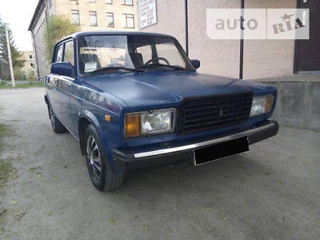 ВАЗ 2107 2005 в Катеринополе