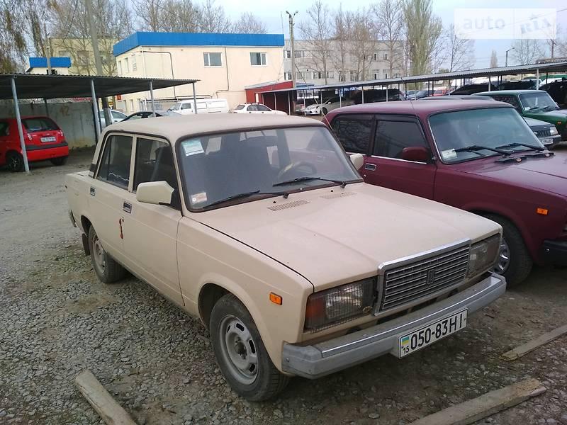 ВАЗ 2107 1995 в Николаеве