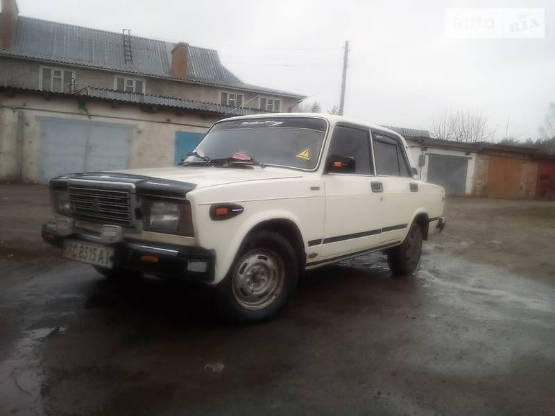 ВАЗ 2107 1987 в Костополе