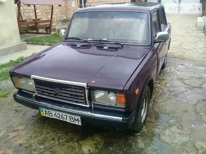 ВАЗ 2107 1996 в Тульчине