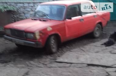 ВАЗ 2107 1986 в Ивано-Франковске
