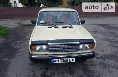 ВАЗ 2107 1988 в Житомире