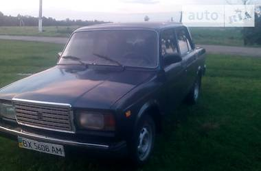 ВАЗ 2107 1993 в Хмельницком