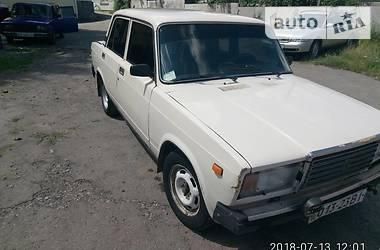 ВАЗ 2107 1987 в Тульчине