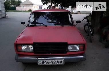 ВАЗ 2107 1992 в Днепре