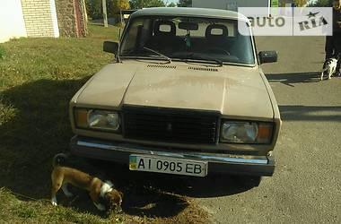 ВАЗ 2107 1987 в Козельце