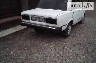ВАЗ 2107 1989 в Тячеве