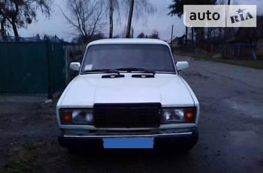 ВАЗ 2107 1994 в Романове
