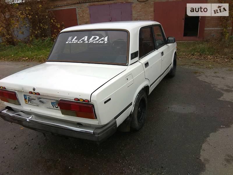 Lada (ВАЗ) 2107 1998 года в Виннице
