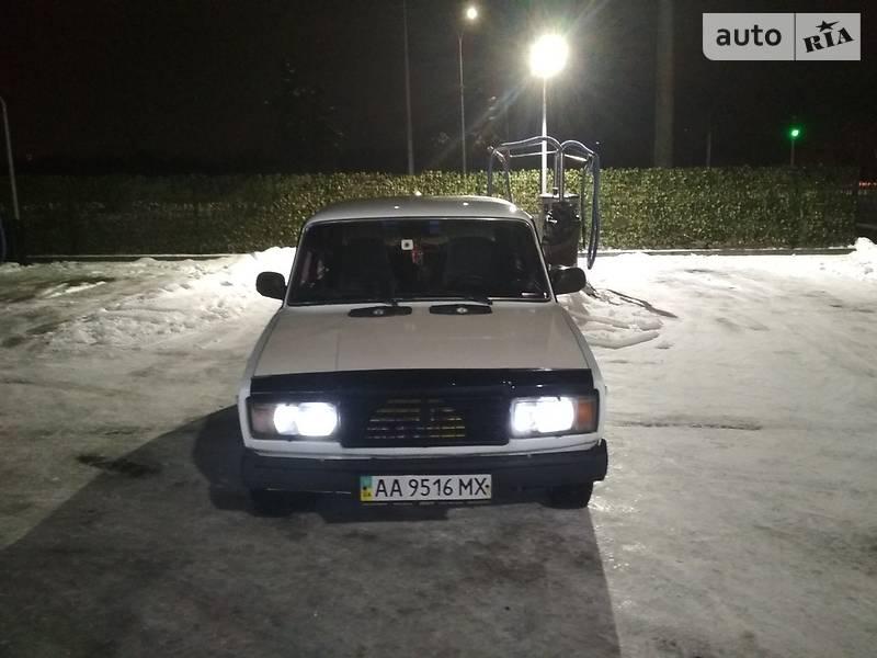Lada (ВАЗ) 2107 1991 года в Киеве