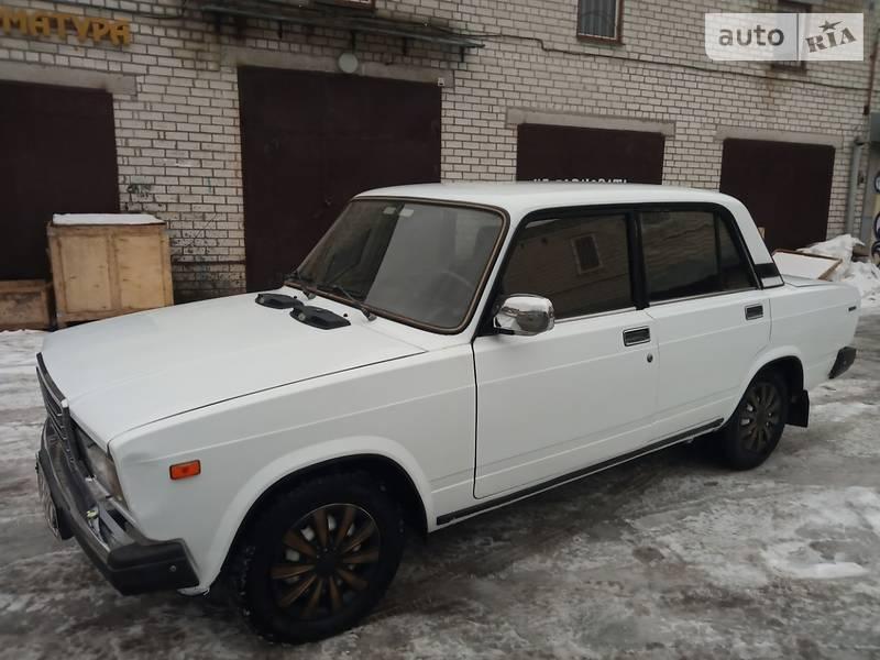 Lada (ВАЗ) 2107 2001 года в Киеве