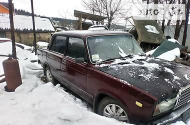 ВАЗ 2107 1993 в Тлумаче