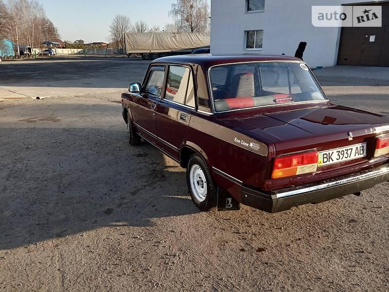 Lada (ВАЗ) 2107 2005 года в Ровно