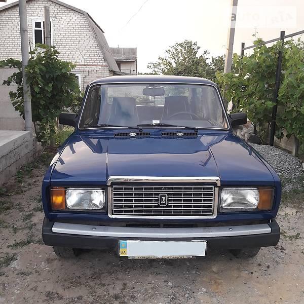 Lada (ВАЗ) 2107 2005 года в Запорожье