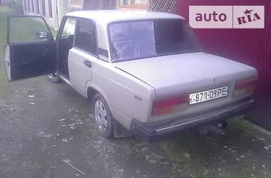 ВАЗ 2107 2003 в Рахове