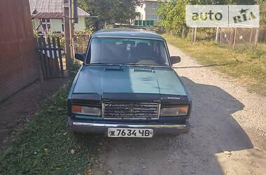 ВАЗ 2107 1987 в Косове