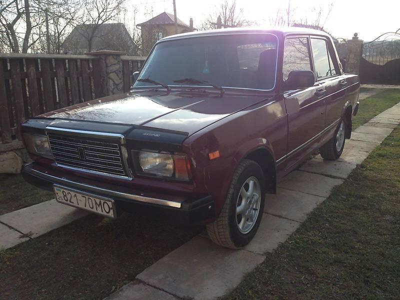 ВАЗ 2107 2002 в Сторожинце