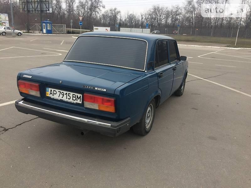 ВАЗ 2107 2009 в Запорожье