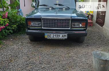 ВАЗ 2107 2008 в Братском