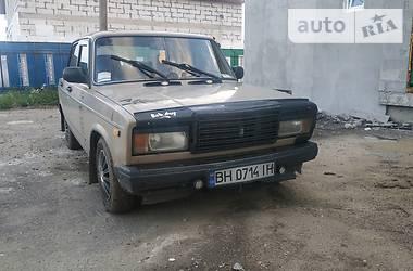 ВАЗ 2107 1984 в Одессе