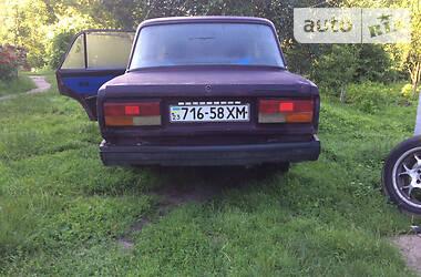 ВАЗ 2107 1988 в Черновцах