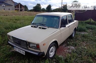 ВАЗ 2107 1988 в Ивано-Франковске