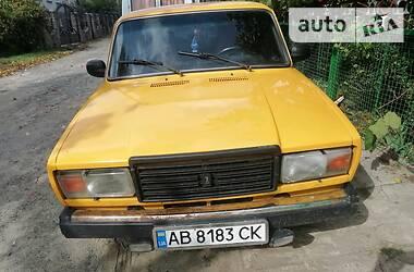 ВАЗ 2107 1983 в Жмеринке