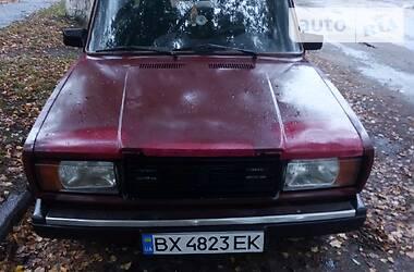 ВАЗ 2107 1995 в Шепетовке
