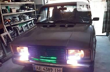 ВАЗ 2107 1986 в Никополе