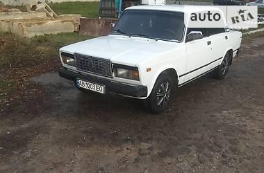 ВАЗ 2107 1986 в Тульчине