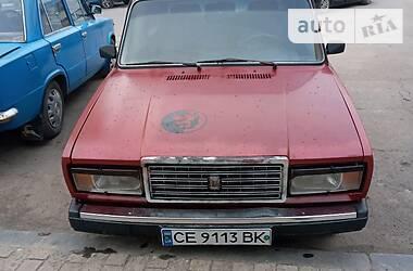 ВАЗ 2107 2002 в Бучаче