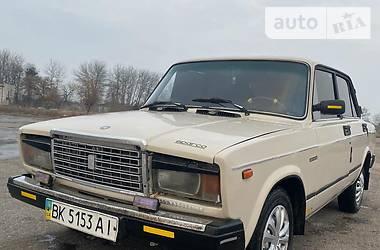 ВАЗ 2107 1987 в Корце