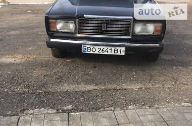 ВАЗ 2107 1991 в Золочеве