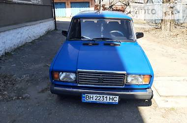 Седан ВАЗ 2107 2002 в Черноморске