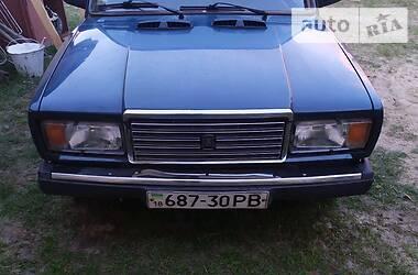 ВАЗ 2107 2003 в Вараші