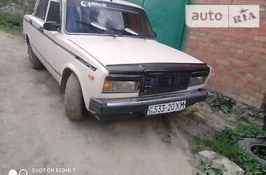 Седан ВАЗ 2107 1986 в Деражне