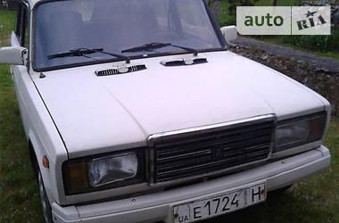 Седан ВАЗ 2107 1991 в Львове
