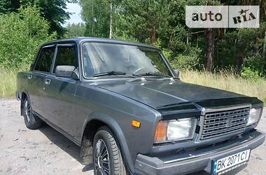 Седан ВАЗ 2107 2008 в Рокитном