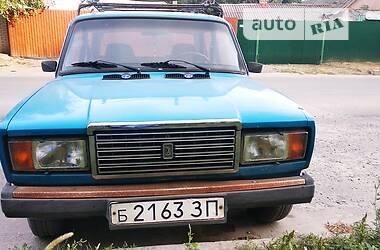 Седан ВАЗ 2107 1982 в Запорожье