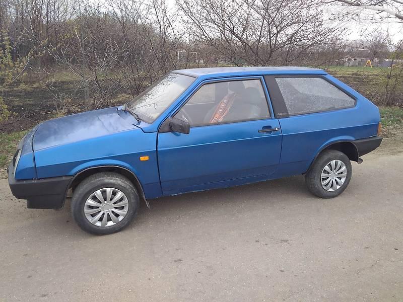 ВАЗ 2108 1991 в Люботині