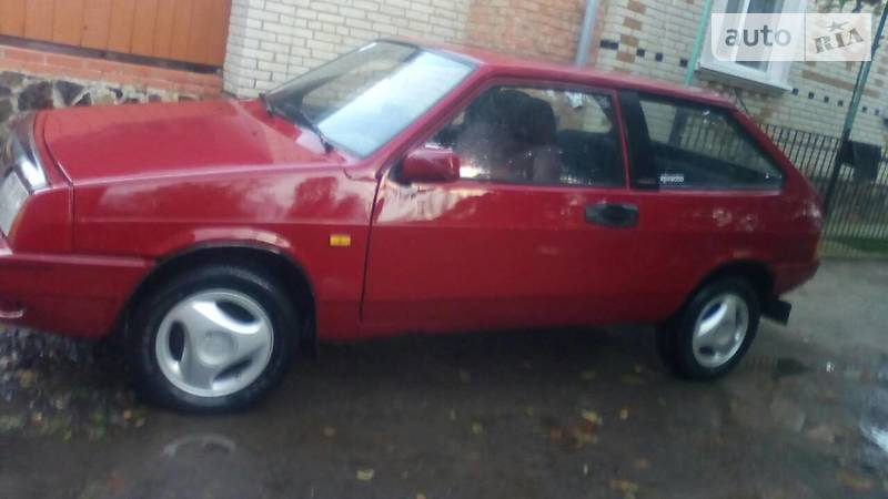 Lada (ВАЗ) 2108 1992 года в Луцке