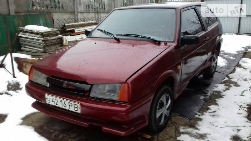 Lada (ВАЗ) 2108 1989 года в Ровно
