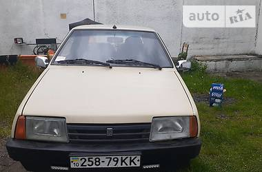 ВАЗ 2108 1989 в Бурыни