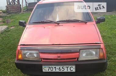 Хэтчбек ВАЗ 2108 1990 в Славском