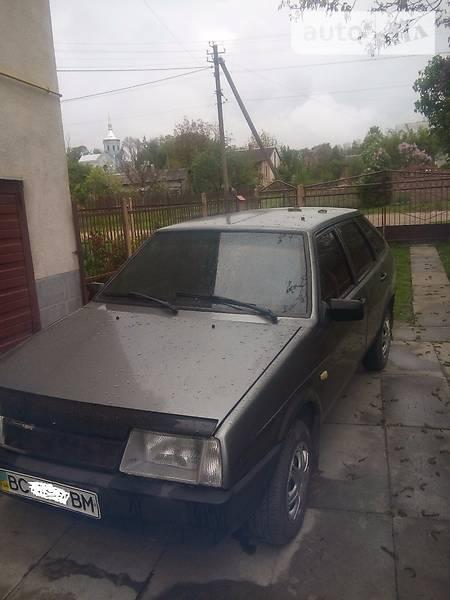 ВАЗ 21093 2005 в Жовкве