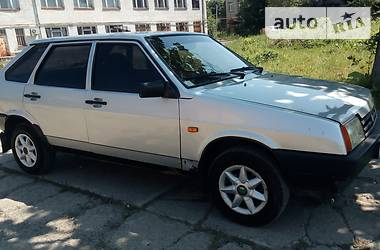 ВАЗ 21093 2005 в Ужгороді