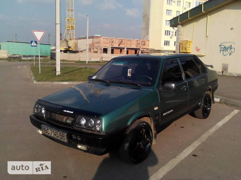 ВАЗ 21099 2007 в Стрые