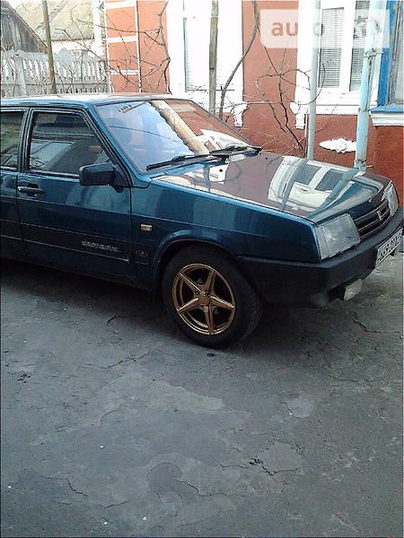 ВАЗ 21099 2002 в Херсоне